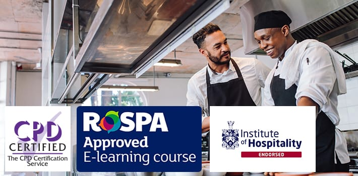 Food Safety & Hygiene Level 2 Course For Catering