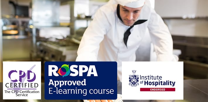 Online Health & Safety for Food Handlers Course