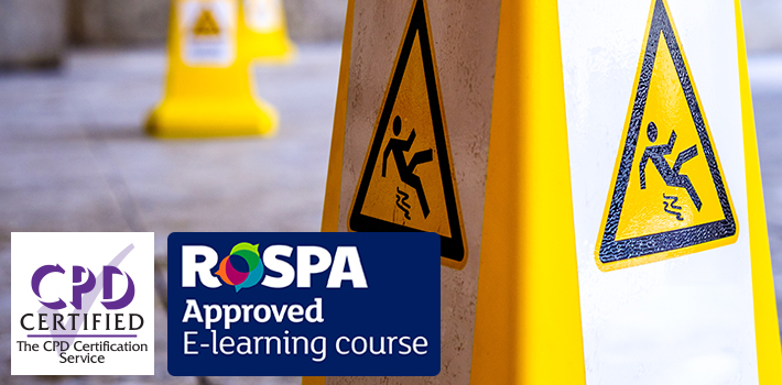 Slips, Trips & Falls Online Training Course